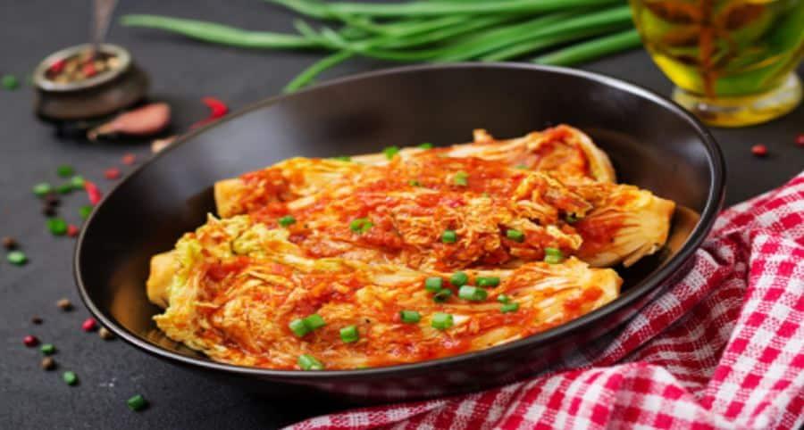 Kimchi Calories