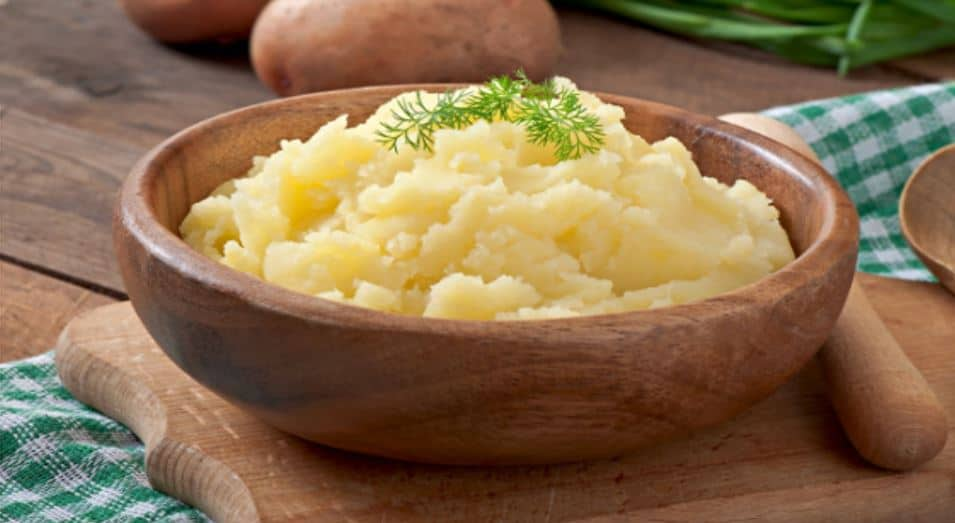 Carbs in Potatoes