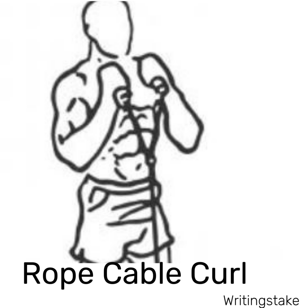 Cable Curls
