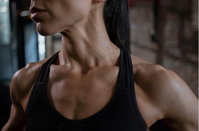 Sweating on Keto Diet
