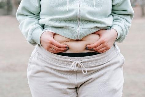 Hormonal Belly